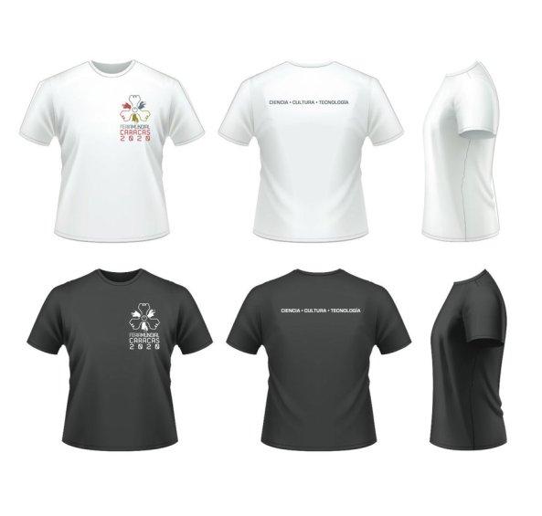 Franelas, diseño, logo
