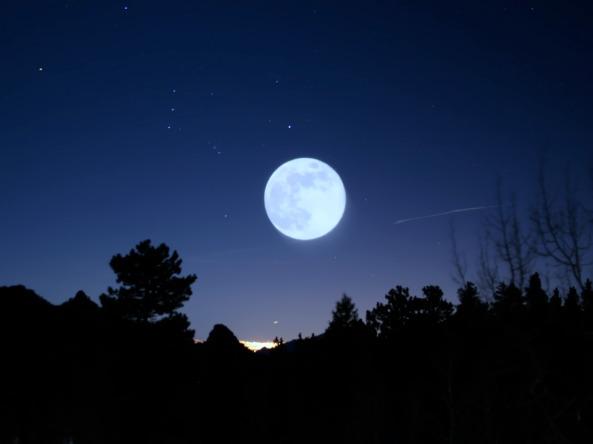 canto de luna