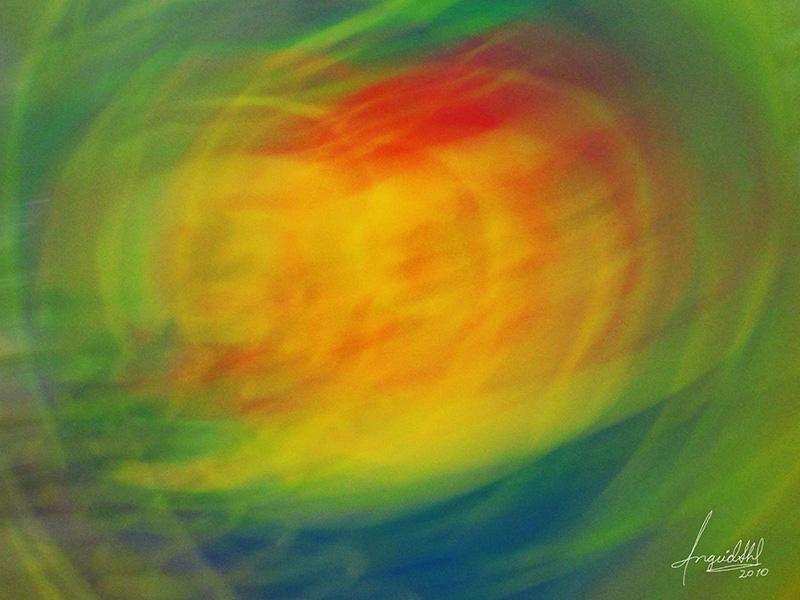 acustic rainbow - Ingrid Alexandra Morales S.