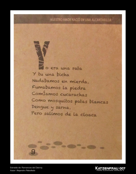 Alejandro Rebolledo - Romances del Distroy