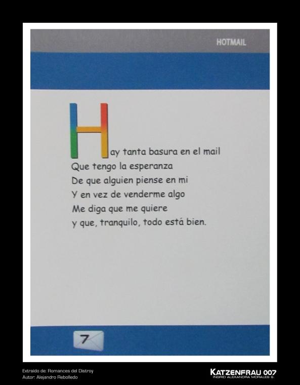 Alejandro Rebolledo - Autor