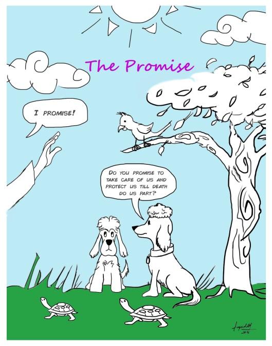 La Promesa - Ingrid Alexandra Morales S.