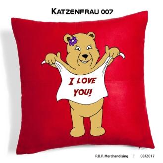 Cushions cojin by Katzenfrau007 ilustración