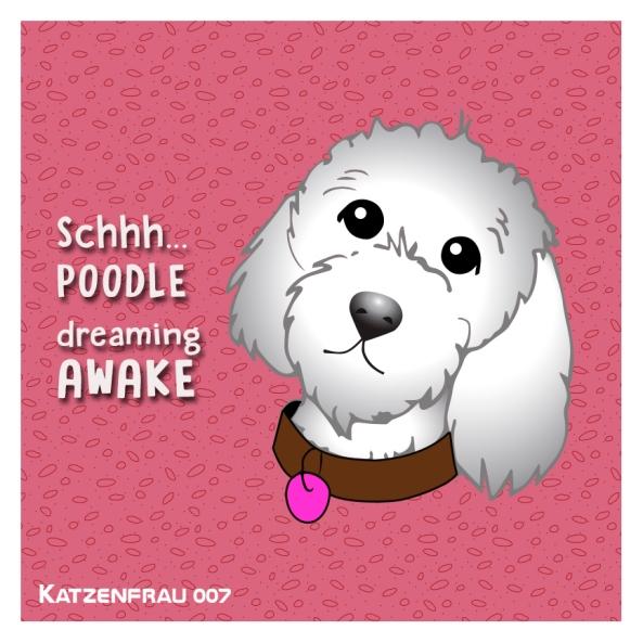 Poodle Greta