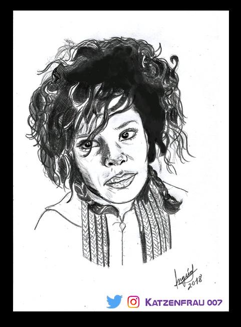 Dibujo de Samaha Sam